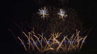 Pyronale 2013: Pirotecnia Zaragozana - Spain - Spanien - Fireworks - Feuerwerk