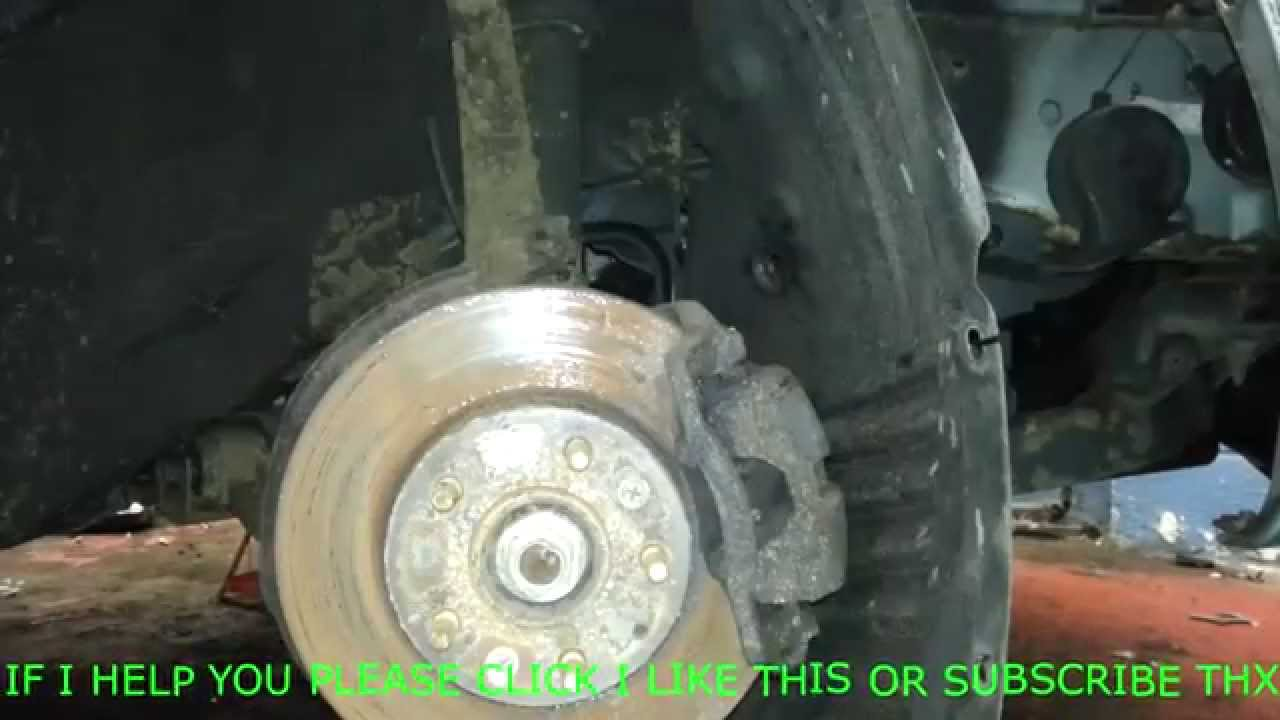 how to change replace horn mazda 6