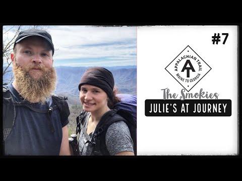 Julie (Garden State)'s Appalachian Trail Vlog #7: Fontana Dam To Standing Bear Farm