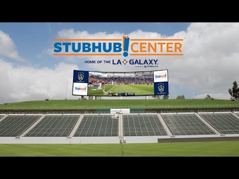 StubHub Center Stadium Improvements!