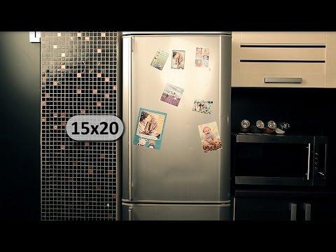 Магнитики на холодильник Моя коллекция из разных