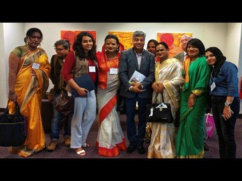 Transgender Community Delegation from India