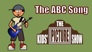 The ABC Song (Rock Version) Alphabet ABC's - The Kids' Picture Show (Fun & Educational)