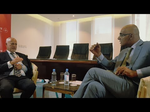 Interview with  Michael Joseph Chairman Kenya Airways