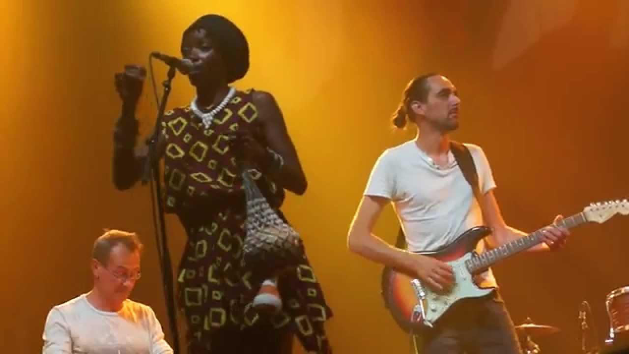 Download Muyiwa Kunnuji & Osemako -  Extrait de L'Agglo au rythme du Jazz