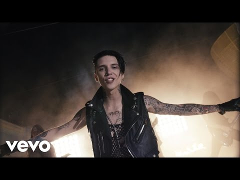 Black Veil Brides - Heart Of Fire (Official Video)