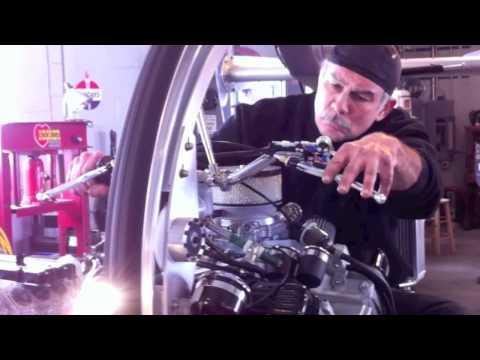 McLean Drag Monocycle (High Speed Test Run)