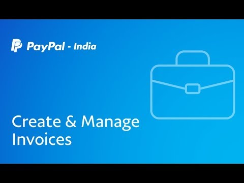 Get Paid For Services - PayPal India