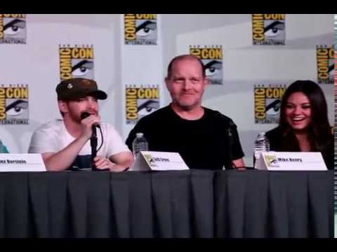 Family Guy Panel - San Diego Comic-Con 2012