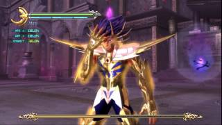 Saint Seiya Sanctuary Battle - Milo vs Deathmask