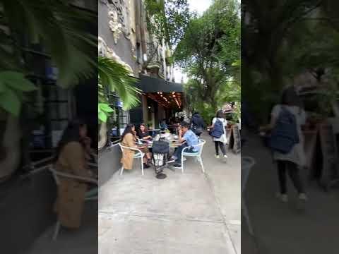 TORTA VEGANA en CDMX | Visitamos Forever | Restaurante Vegano | Diana y Aarón (DyA)