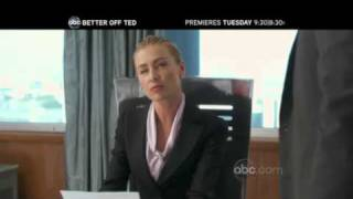 "Better off Ted ""Communication"" Trailer (for season two)"