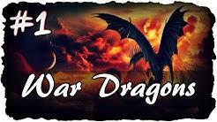 Let's Play War Dragons #1 - Drachen + Joghurt = Ultimative Power! ★ (Deutsch / German)