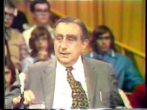 1974 Nuclear Debate : G Edwards vs E Teller (TV 48m)