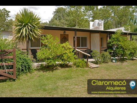 Claromar - Deptos I y II - Claromeco Alquileres