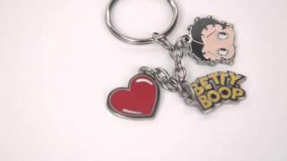 Betty Boop Key Chain -- Pep Boys