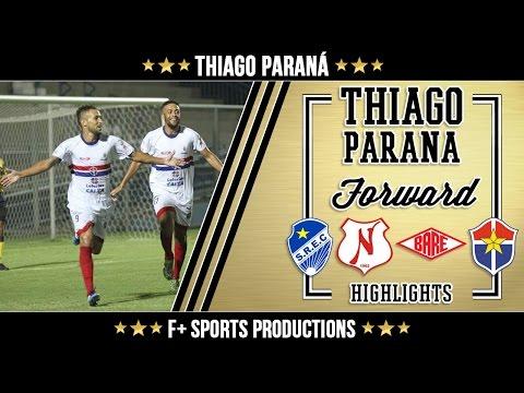 Thiago Paraná ● Atacante 89 Striker ● Highlights ●
