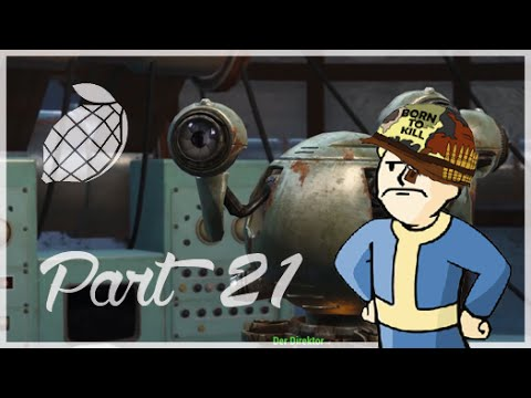 Let's Play Fallout 4: #21 Sergeant Hartman