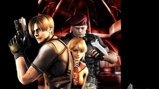 Resident Evil 4 Professional No Deaths Walkthrough Chapter 5-1 Leon HEEELPPP!