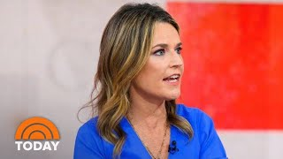 Savannah Guthrie Checks In As She Recovers From Pneumonia | TODAY