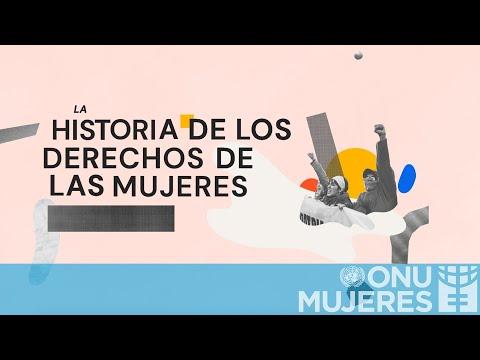 Una historia mundial de los derechos de las mujeres en 3 minutos  - 16:01-2020 / 3 / 12