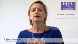 EIML Paris   Présentation du Mastère Marketing du Luxe