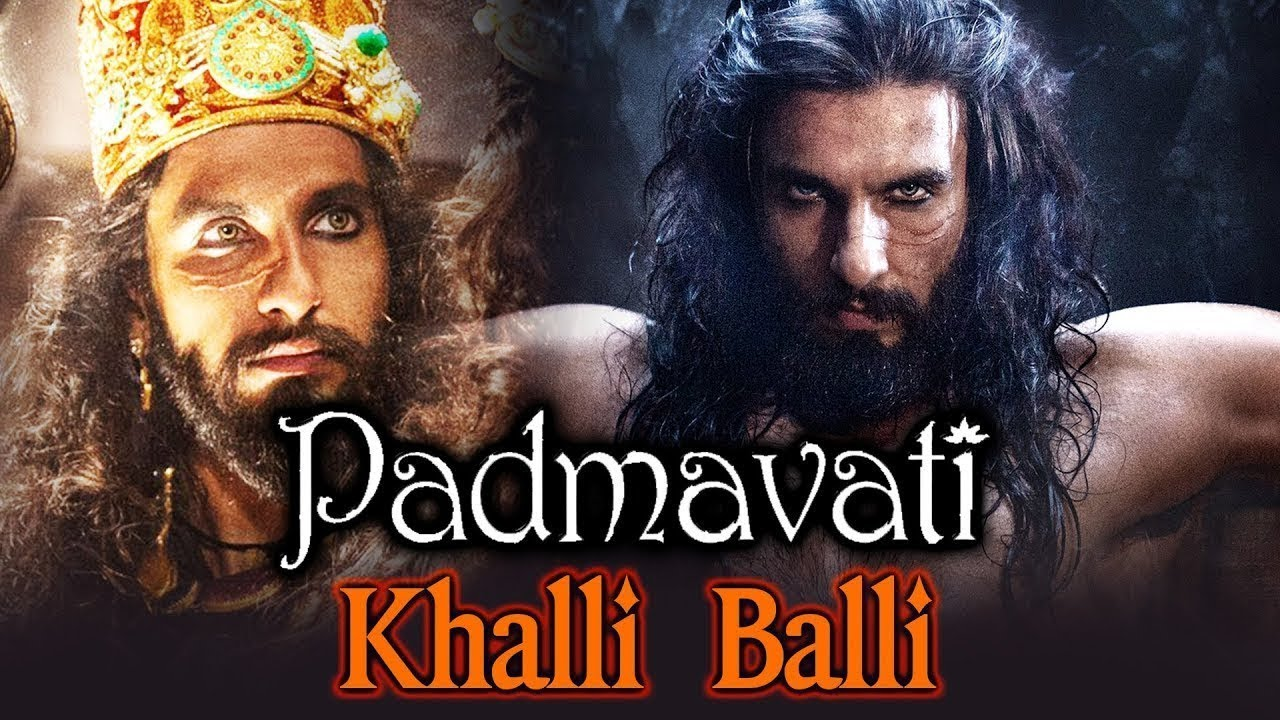 Photo download free song of padmavati movie video