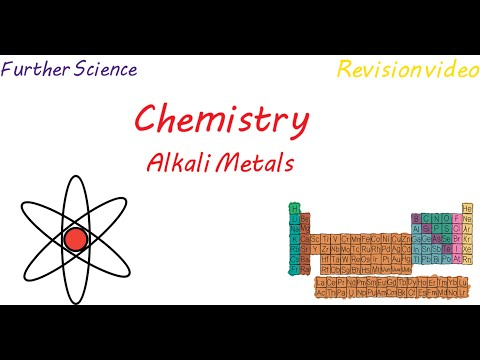 C3: Alkali Metals (Revision)