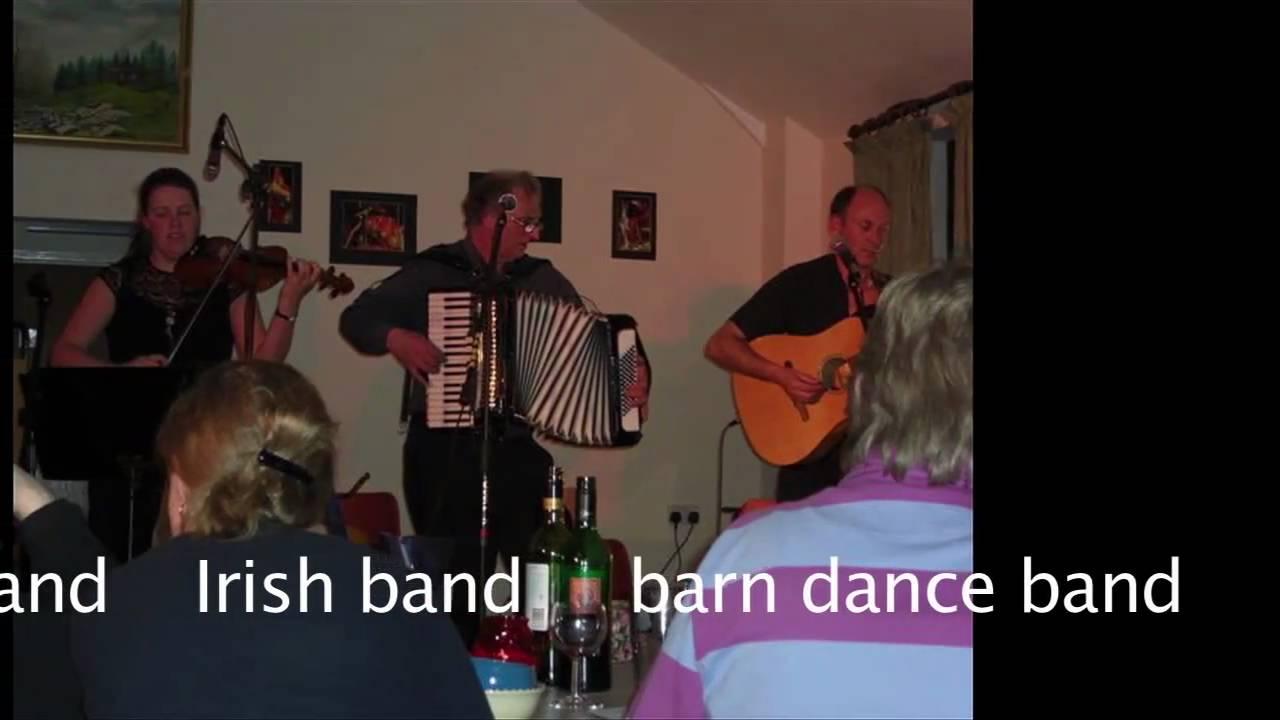 Birmingham Irish Band: Cut The Mustard Ceilidh Band, Barn ...