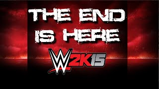 WWE 2K15 The End Is Here T-Bone