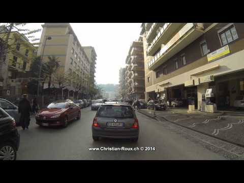 Italy 271 (Camera on board): Naples/Napoli Golfe/Gulf Part. 1 (GoPro Hero3 UHD/4K to 1080p25)