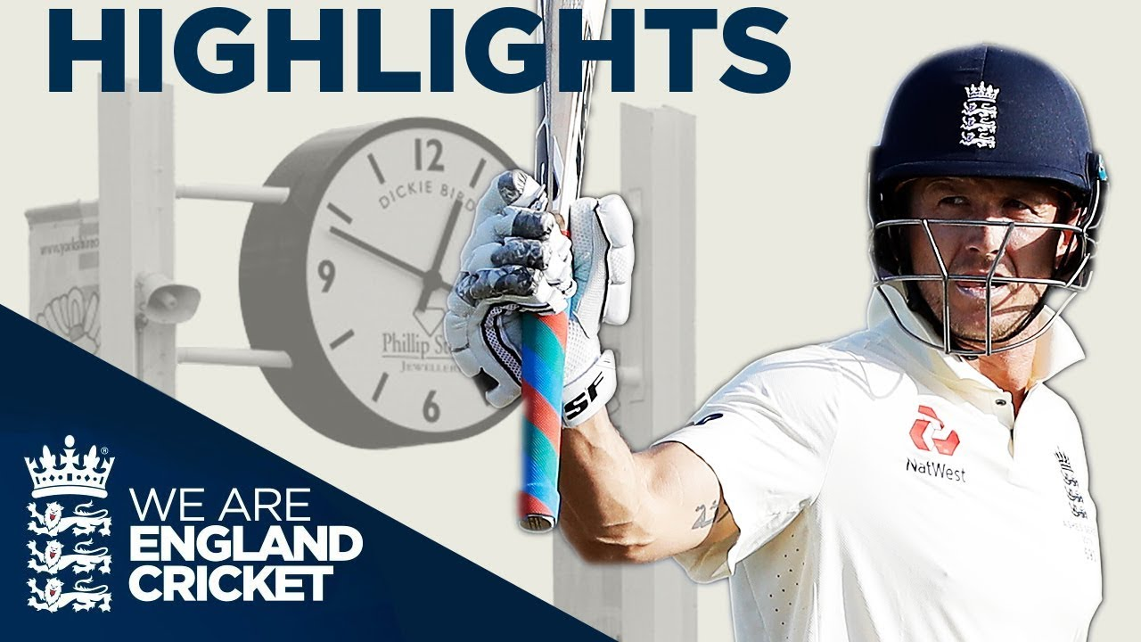 Denly & Root Lead England Fightback | The Ashes Day 3 Highlights | Third Specsavers Ashes Test 2