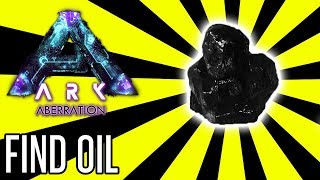 Where to Find Oil in ARK: Aberration