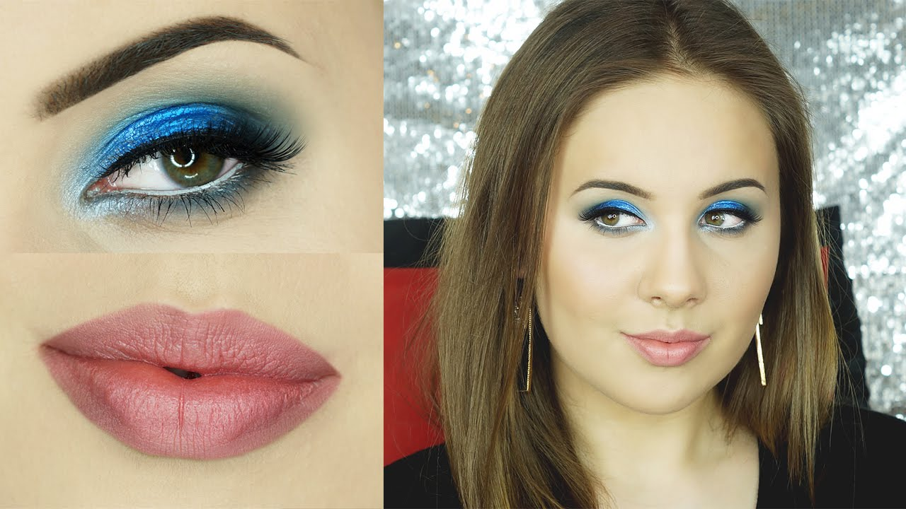 Christina Aguileras From The Voice Makeup Tutorial Evening