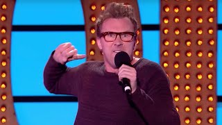 Jason Byrne Spent His Childhood Freezing To Death | Live at the Apollo | BBC Comedy Greats