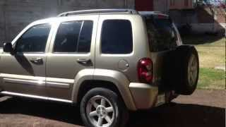 Repeat youtube video VENDO Jeep Liberty 4x2 Limited 2006
