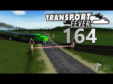Auf nach Lampe 🚆 ► [164] ► Let's Play Transport Fever German