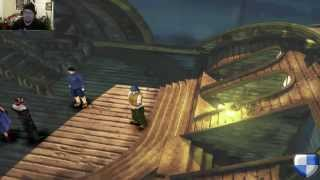 Let's Play Final Fantasy 8 NJGF Challenge Part 24 - Chocobo World Explained