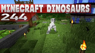 Minecraft Dinosaurs! || 244 || Don