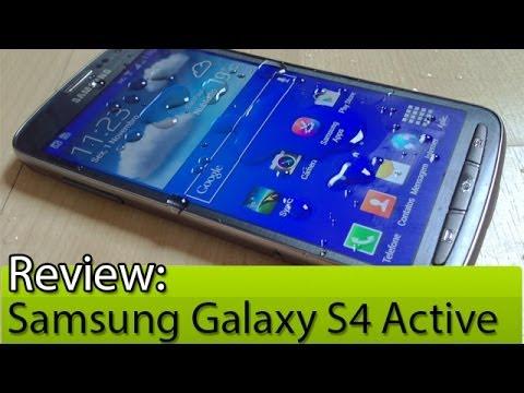 Prova em vídeo: Samsung Galaxy S4 Active | Tudocelular.com