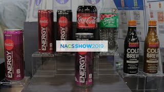 NACS 2019: Energy, Coffee Highlight Coke's 2020 Innovations