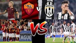 LIVE: As roma VS Juventus (ICC 2017)