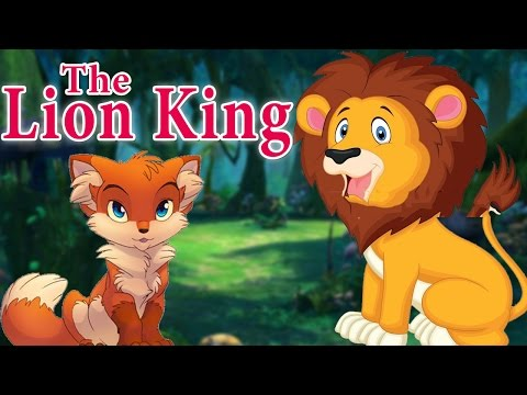The Lion King | The Jackal Who Saved The Lion | Bedtime Stories for Kids