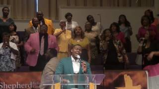 "New Life In Christ of Memphis "" Made A Way"" By Travis Greene"