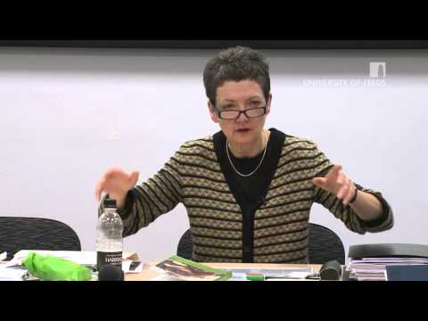 Leverhulme Institute I | Session III Part1 | The Dance Was Very Frenetic | Feb 2014