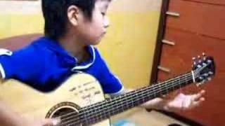 (Bon Jovi) Living On A Prayer - Sungha Jung
