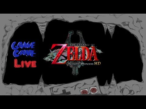 Twilight princess HD - Game Cave Live