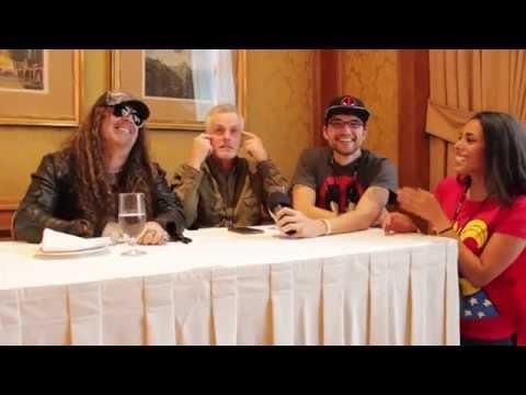 Yakko & Wakko interview - Salt Lake City FanX 2015 - Rob Paulsen & Jess Harnell