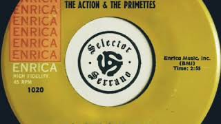James Dee &  A Piece Of The Action & The Premettes - Jealous Over Love (1969)