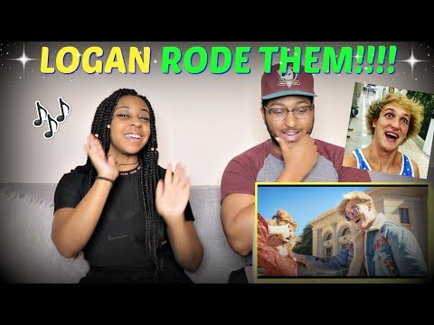 Logan Paul  No Handlebars  Music  REACTION!!!
